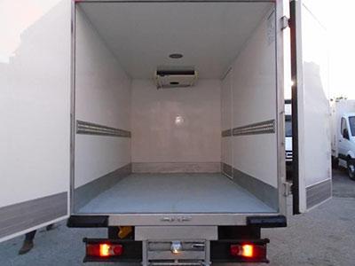 Транспорт для перевозки овощей и фруктов